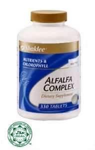 Alfalfa bantu untuk rawat masalah keputihan
