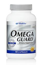 Omega guard untuk otak cerdas, pandai dan bertenaga semasa belajar
