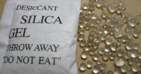 Apa itu silica gel