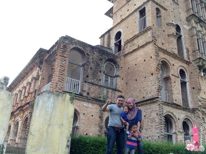 Istana Kellie di Perak