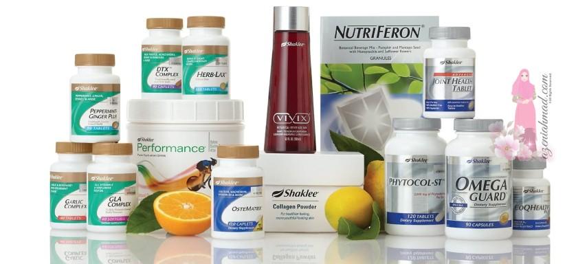 Vitamin Shaklee untuk semua penyakit tidak kira lelaki ataupun wanita