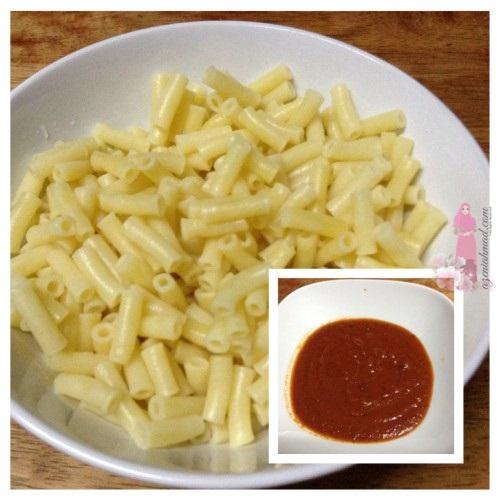 Resipi mudah dan senang untuk sos prego dan spagetti, Menu weekdays. Menu bagi mereka bekerjaya.