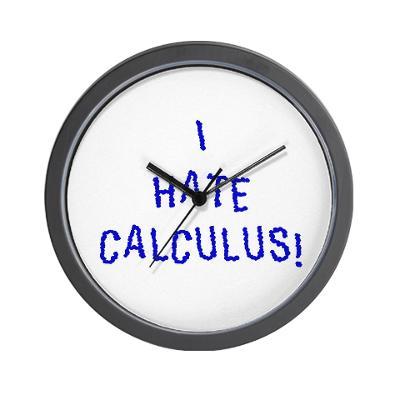 subjek calculus. subjek killer