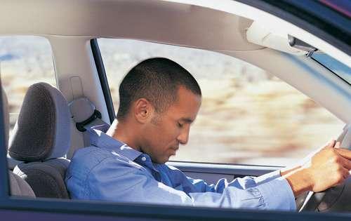 Bahaya mengantuk semasa memandu