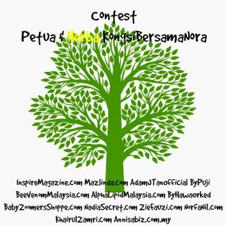 Contest petua dan herba bersama nora