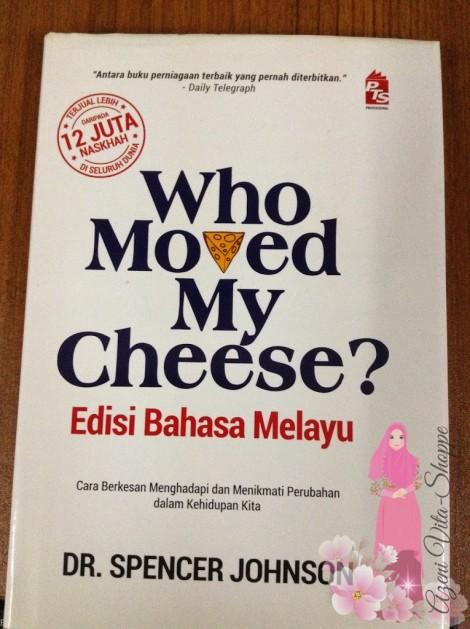 Who moved my cheese alihan bahasa melayu