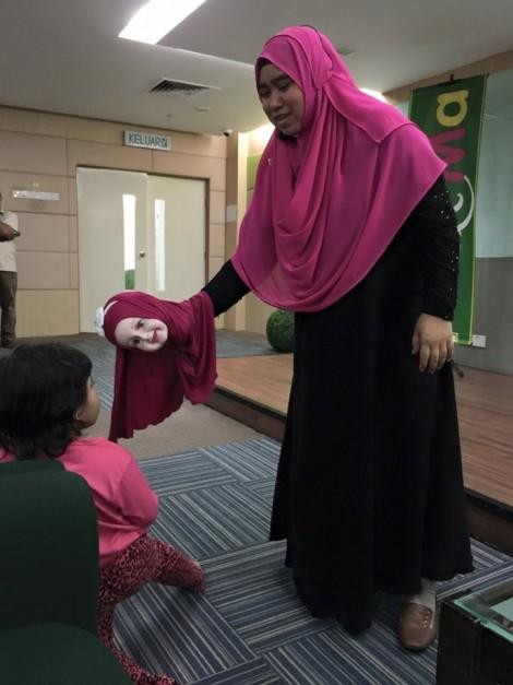 Cara untuk anak-anak mendengar cakap