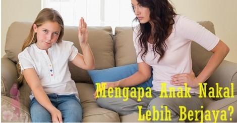 Cara tangani anak nakal dan tidak dengar cakap