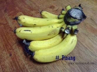 Resipi membuat banana split