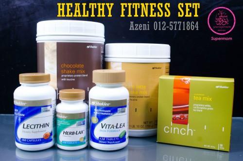 Produk kurus badan secara sihat