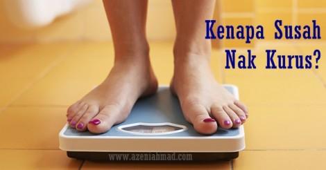 Cara untuk kuruskan badan