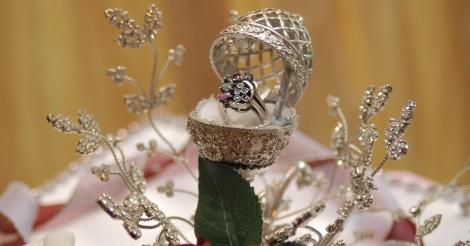 hantaran kahwin cincin