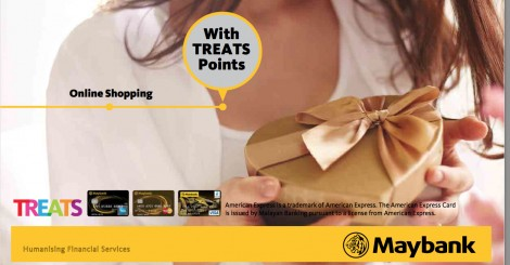 Redeem point Maybank
