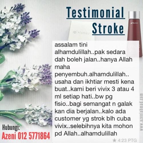cara merawat stroke angin ahmar