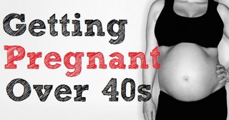 Risiko ibu mengandung usia 40 tahun