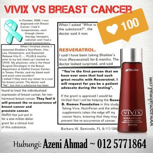 cara rawat kanser payudara