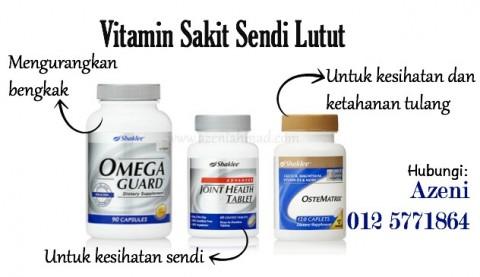 Ubat sakit sendi lutut