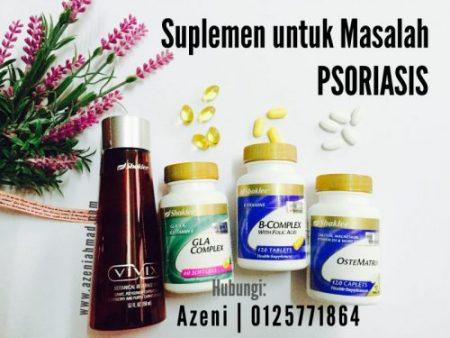 Vitamin rawat psoriasis