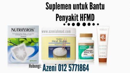 ubat rawat HFMD