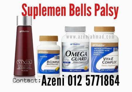 Vitamin sembuh Bells Palsy