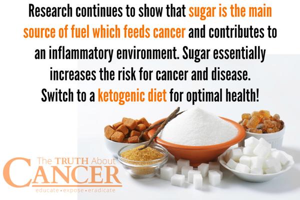 Gula penyebab dan pencetus kanser
