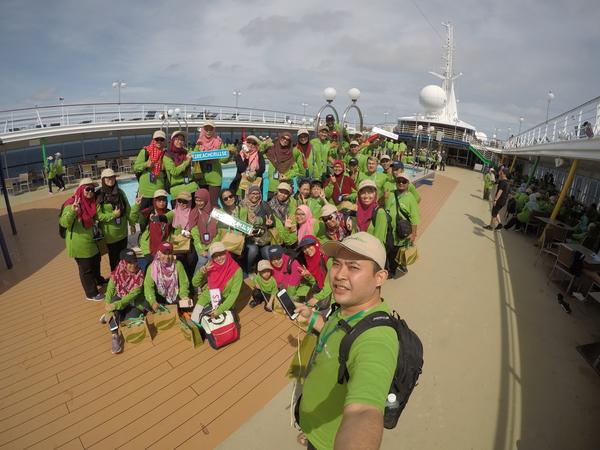 Aktiviti Star Cruise Libra