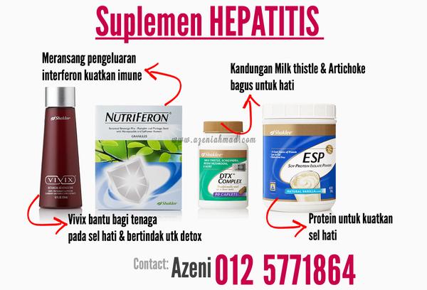 ubat hepatitis