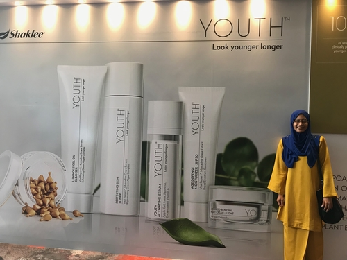 set Youth Skincare Shaklee