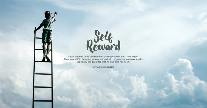 cara reward diri wanita