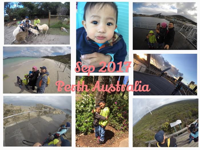 kenangan Perth Australia