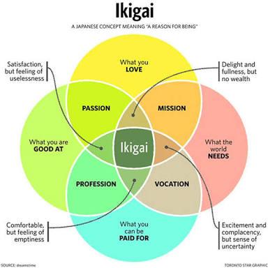apa itu ikigai