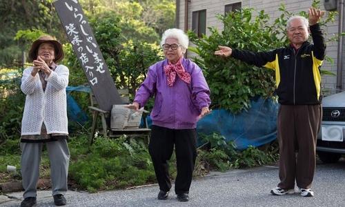 Masyarakat Okinawa di Jepun