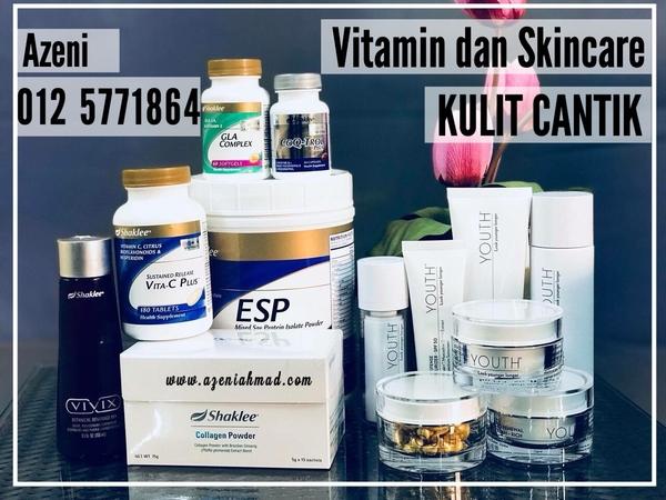 suplemen dan skincare untuk kulit berlekuk