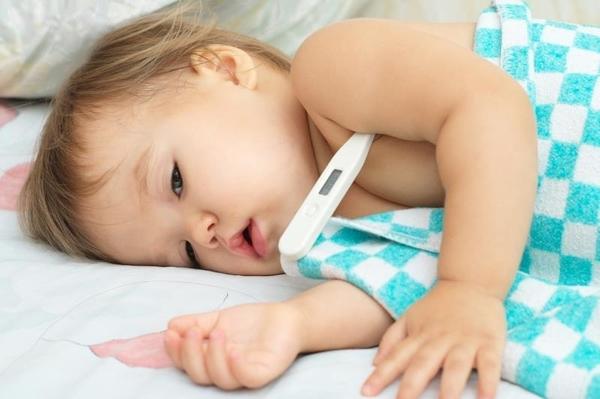 petua kebahkan demam anak